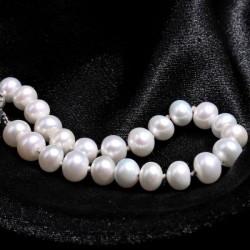 西凉妃子品牌首饰 正品 8-9mm天然淡水珍珠手链送妈妈 送亲友X071-900